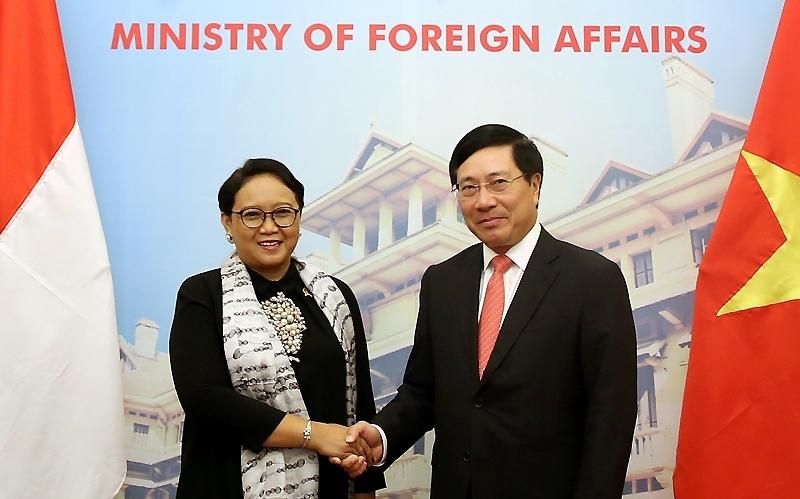 Đưa quan hệ Đối tác Chiến lược Việt Nam - In-đô-nê-xi-a ngày càng đi vào chiều sâu