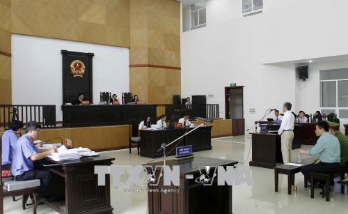 Xét xử phúc thẩm Hà Văn Thắm và đồng phạm: Luật sư bào chữa kiến nghị gỡ tội cho bị cáo Nguyễn Xuân Sơn