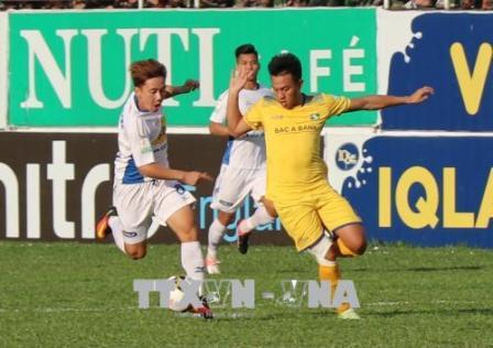 V.League 2018: Hoàng Anh Gia Lai giành chiến thắng 1 - 0 trước Sông Lam Nghệ An