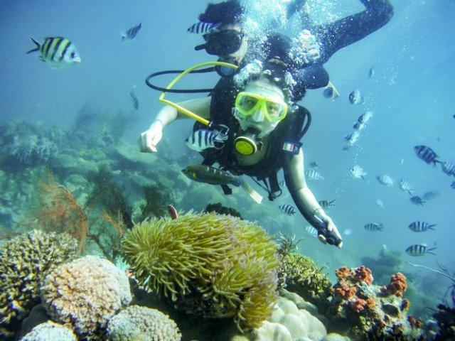 Quy định mới về môn Lặn biển thể thao giải trí