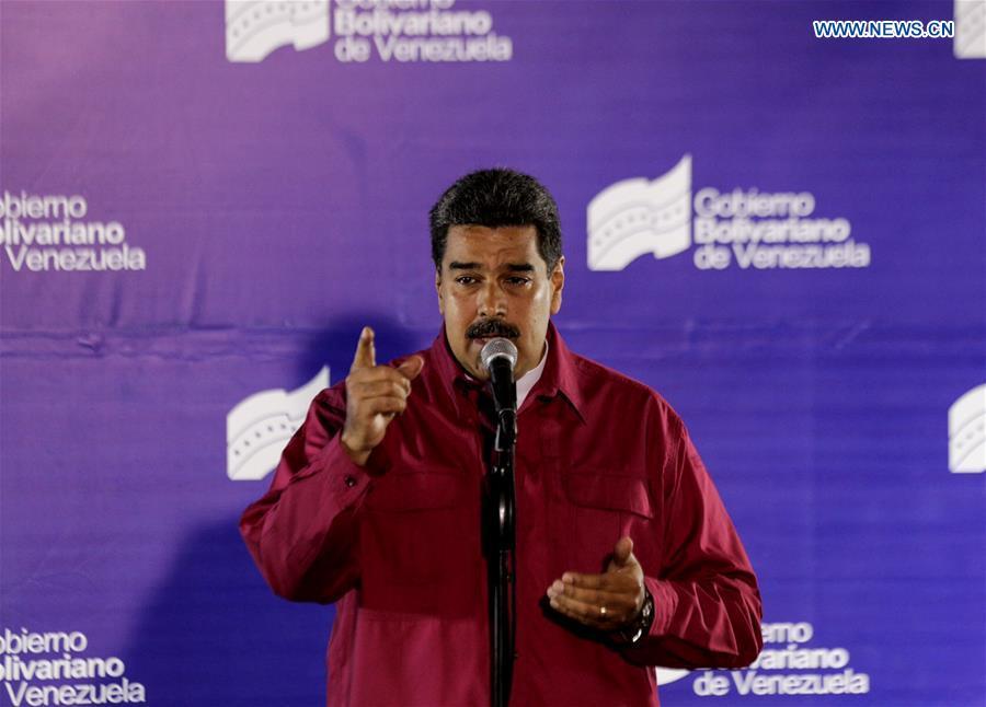 Các nhà lãnh đạo thế giới chúc mừng ông Nicolas Maduro tái đắc cử Tổng thống Venezuela
