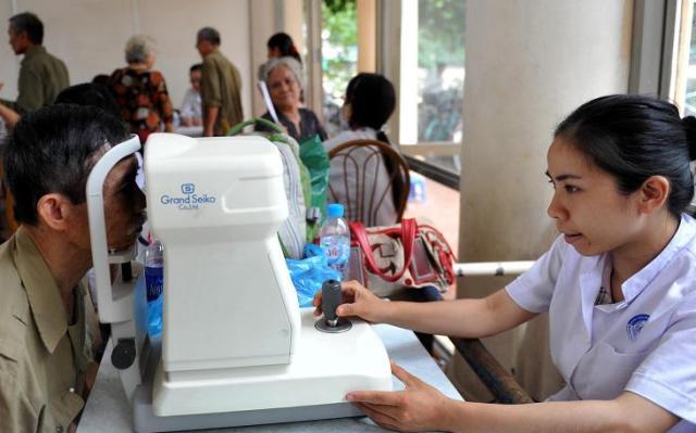 6.000 thầy thuốc trẻ tham gia Ngày hội Thầy thuốc trẻ làm theo lời Bác