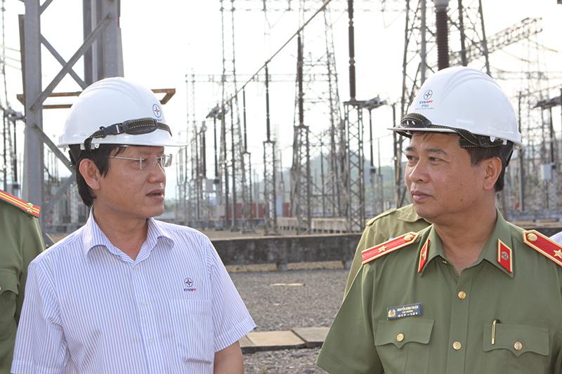Tăng cường công tác bảo vệ hệ thống điện 500 kV – Công trình an ninh quốc gia