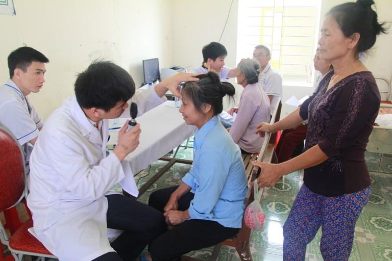Tuổi trẻ ngành Y tế thiện nguyện vì sức khỏe cộng đồng