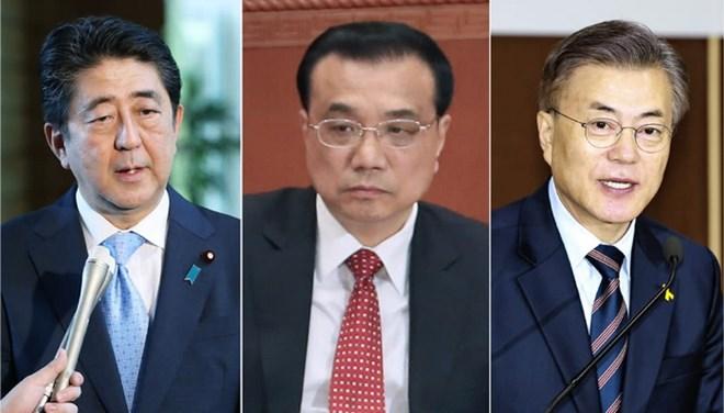 Trung Quốc-Nhật Bản-Hàn Quốc chuẩn bị họp thượng đỉnh ở Tokyo