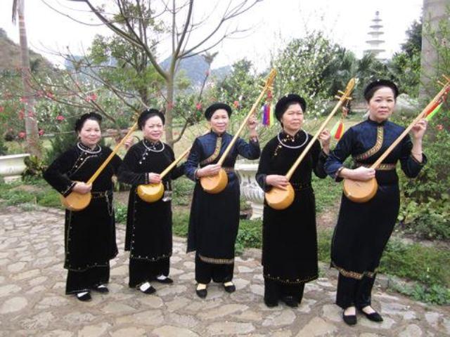 Liên hoan nghệ thuật hát Then, đàn Tính các dân tộc Tày - Nùng - Thái toàn quốc lần thứ VI năm 2018