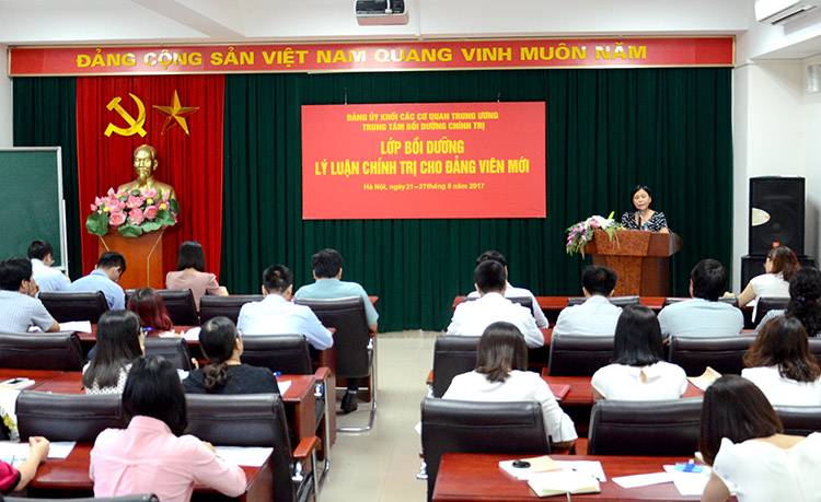 Đẩy mạnh học tập chủ nghĩa Mác - Lênin, tư tưởng Hồ Chí Minh trong tình hình mới