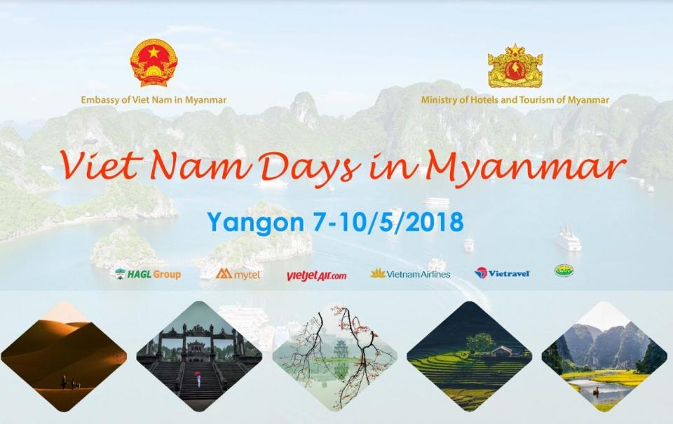 Những ngày Việt Nam tại Myanmar