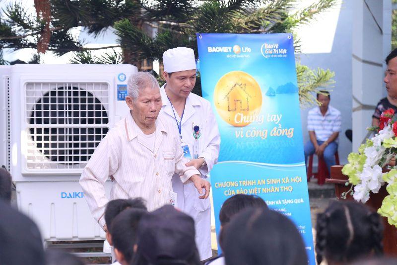 Bảo Việt Nhân thọ chung tay vì cộng đồng