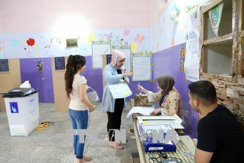 Diễn tiến xung quanh cuộc bầu cử Quốc hội Iraq