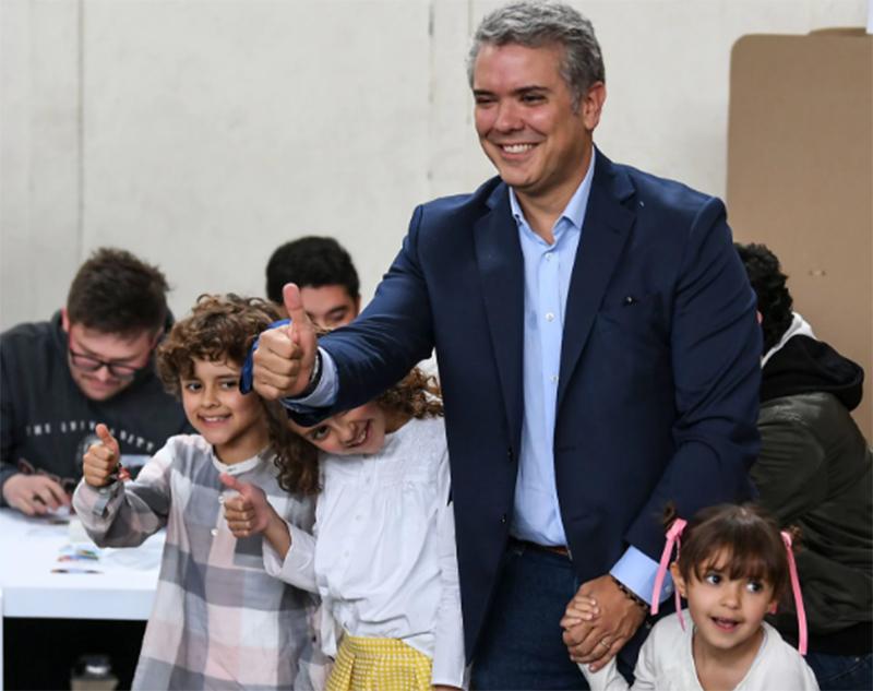 Colombia sẽ tiến hành bầu cử Tổng thống vòng hai