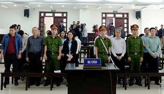 Y án tử hình đối với Nguyễn Xuân Sơn, Hà Văn Thắm chung thân