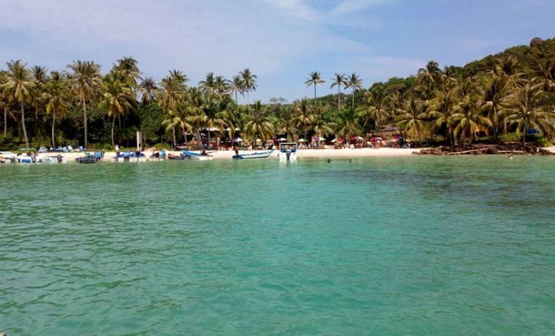 Nét hoang sơ đảo Ngọc