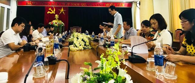 Phối hợp thông tin, tuyên truyền về Vĩnh Phúc với các cơ quan báo chí Trung ương