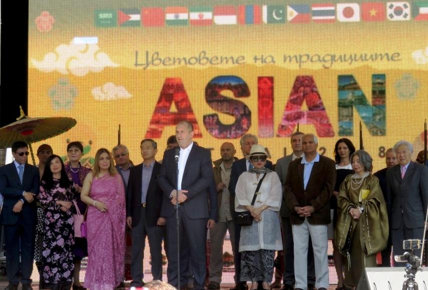"""Việt Nam tham dự Festival """"Những sắc màu truyền thống"""" Asian 2018 tại Bulgaria"""