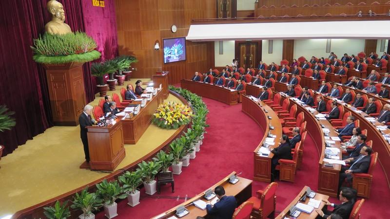 Toàn văn Nghị quyết Trung ương 7 khóa XII về cải cách chính sách tiền lương