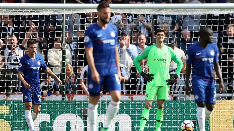 Giải ngoại hạng Anh (Premier League) 2017- 2018 kết thúc