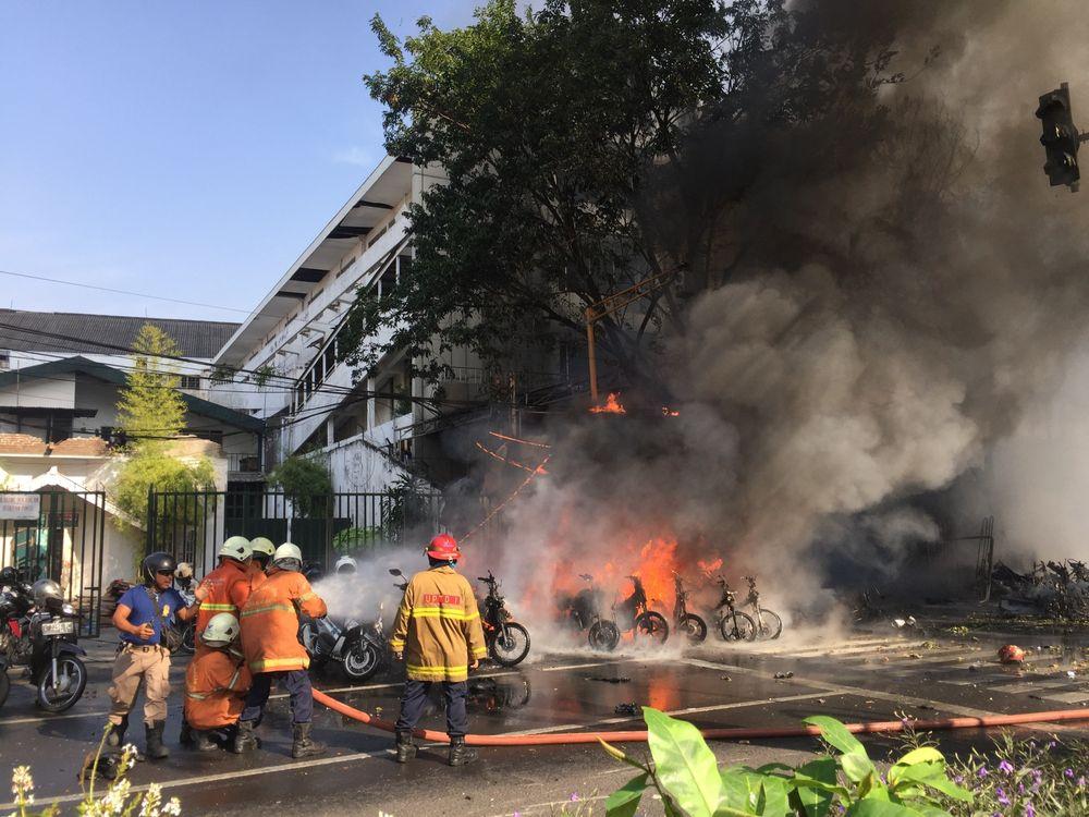 Indonesia thông qua dự luật chống khủng bố mới