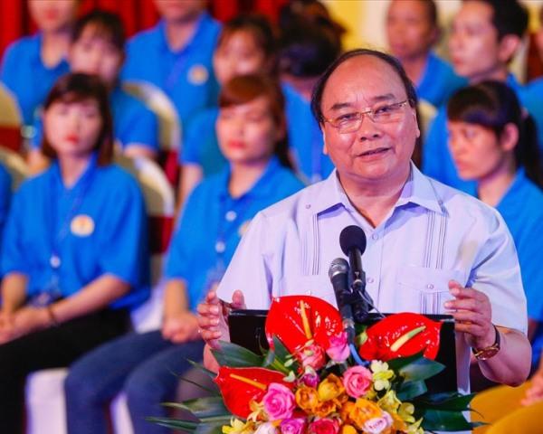Nâng cao đời sống vật chất, tinh thần để giai cấp công nhân Việt Nam đông về số lượng, mạnh về chất lượng