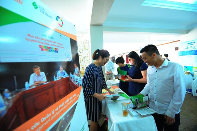 Tổ chức xã hội góp phần thực hiện các mục tiêu phát triển bền vững
