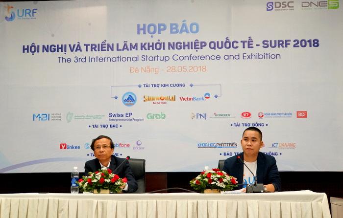 Triển lãm khởi nghiệp quốc tế Đà Nẵng lần thứ 3 - SURF 2018