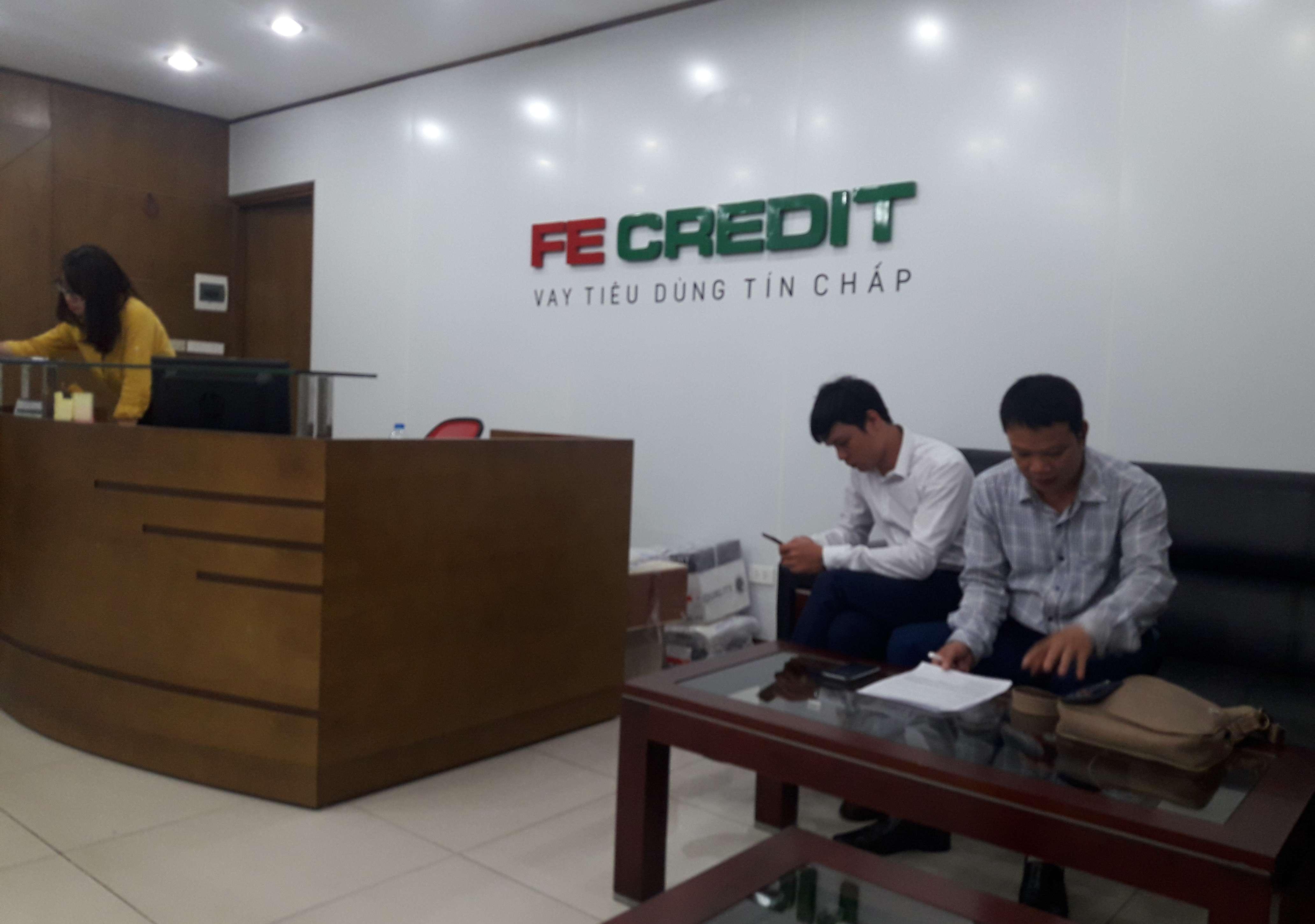 Công ty tài chính FE Credit: Quá đơn giản trong cho vay tiêu dùng?