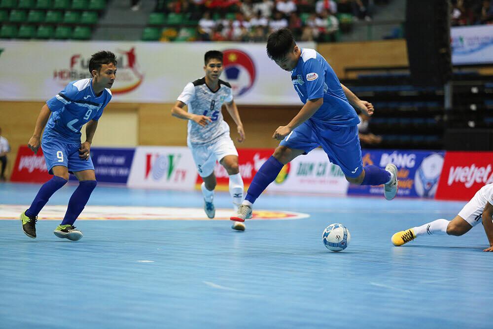 Khai mạc giải futsal HDBank vô địch quốc gia 2018