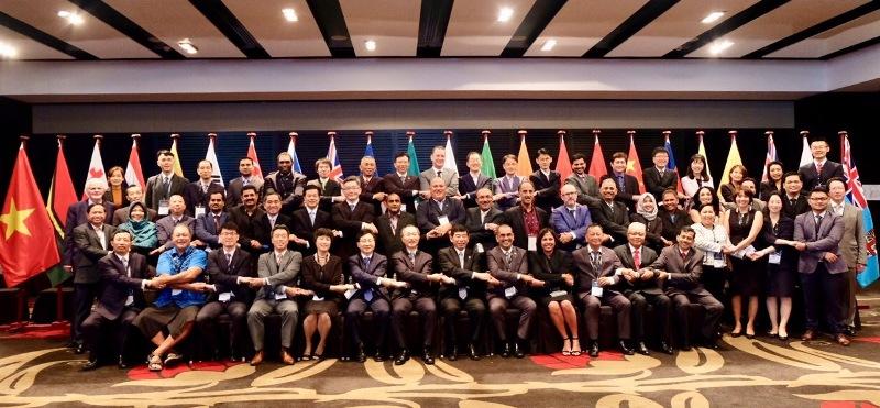 Việt Nam tham dự Hội nghị Tổng cục trưởng Hải quan khu vực Châu Á - Thái Bình Dương