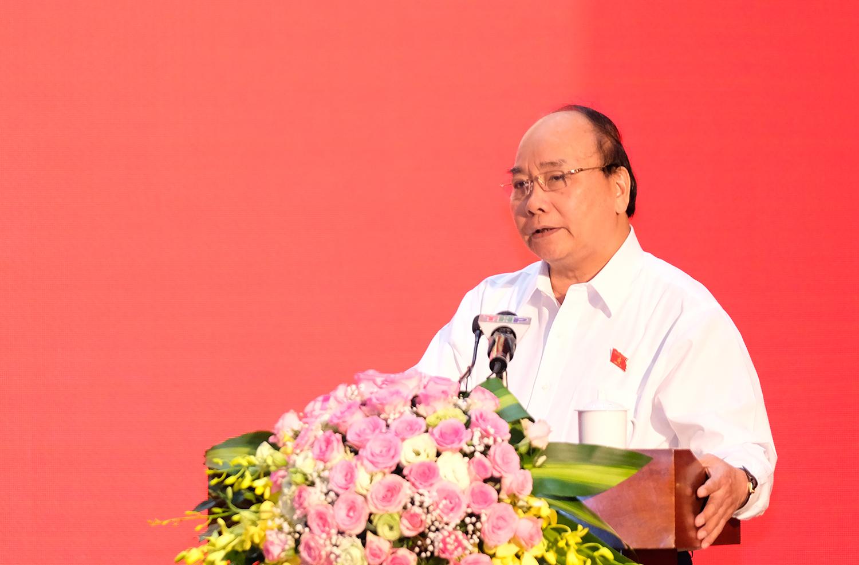 Thủ tướng Nguyễn Xuân Phúc: Sửa đổi toàn diện Luật Phòng chống tham nhũng trình Quốc hội