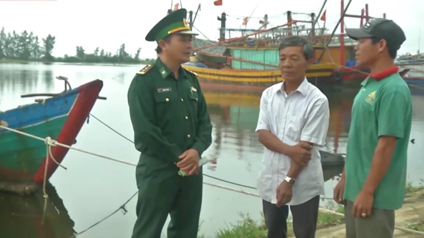 Tuyên truyền, phổ biến, giáo dục pháp luật cho nhân dân khu vực biên giới biển