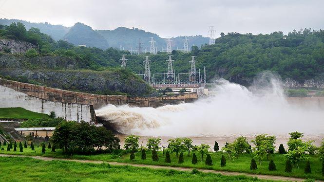 Công ty Thủy điện Hòa Bình: Chủ động ứng phó mùa mưa bão