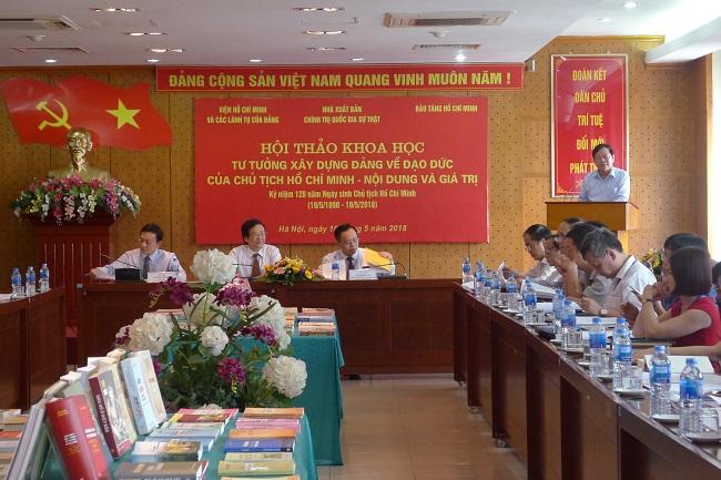 Tư tưởng xây dựng Đảng về đạo đức của Hồ Chí Minh - Nội dung và giá trị