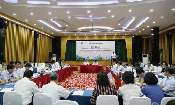 Sửa đổi quy định về giao khu vực biển cho tổ chức, cá nhân khai thác, sử dụng