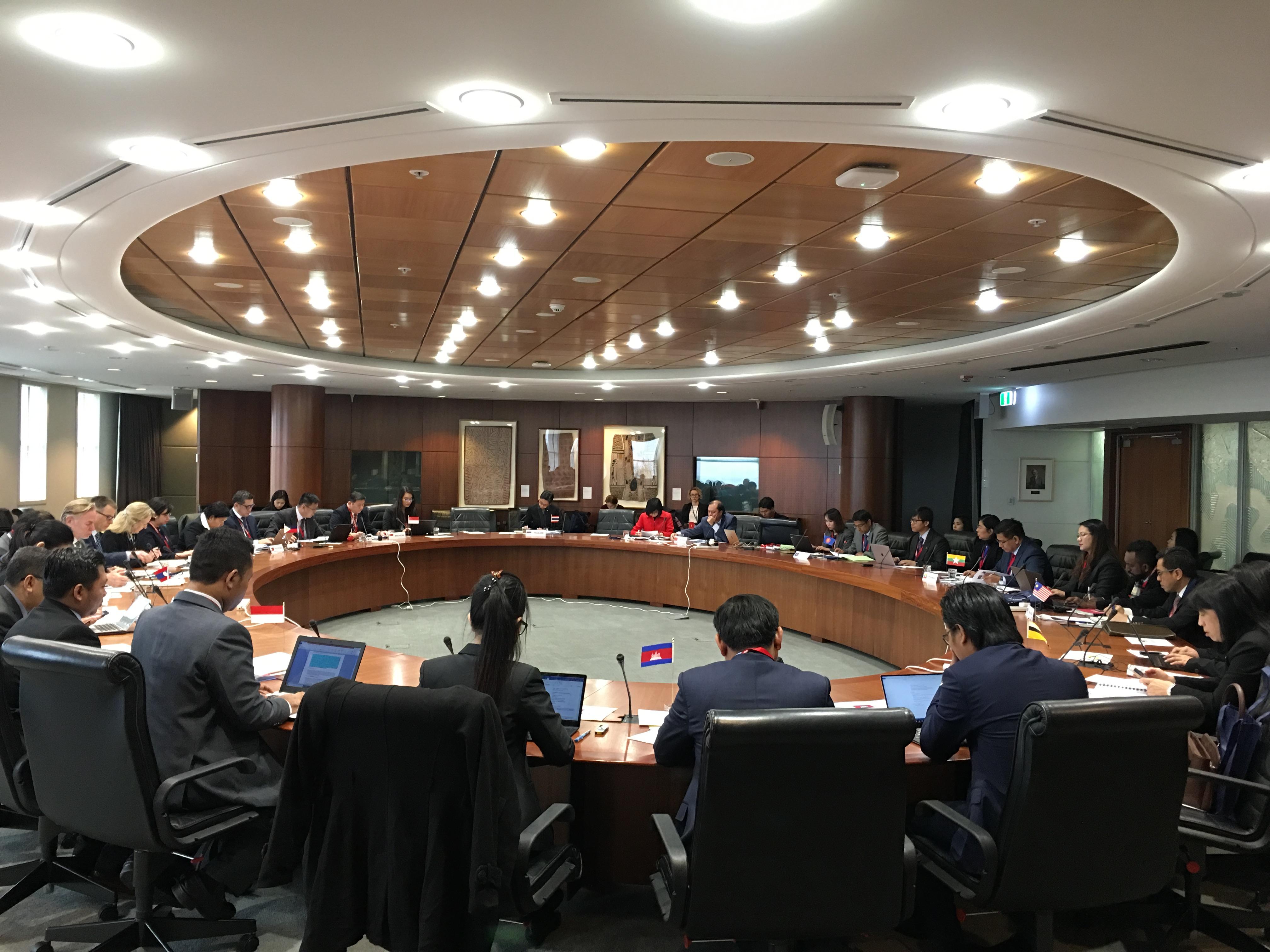 Việt Nam coi trọng quan hệ Đối tác chiến lược ASEAN - Úc