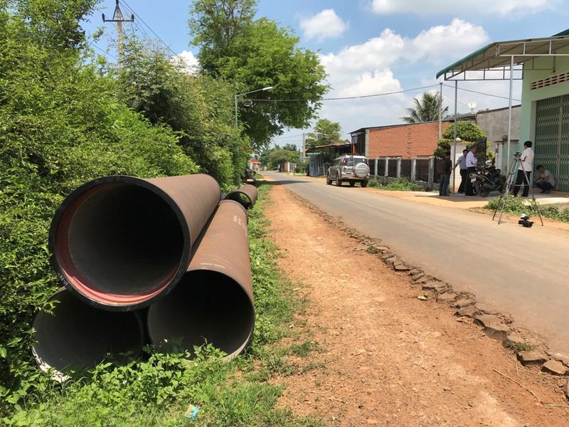 Sớm tháo gỡ vướng mắc Dự án Cấp nước sinh hoạt thành phố Buôn Ma Thuột