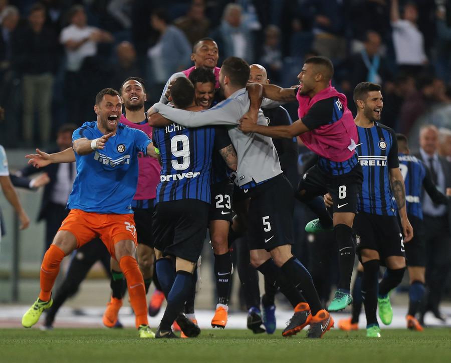 Thoát hiểm ngoạn mục, Inter trở lại Champions League