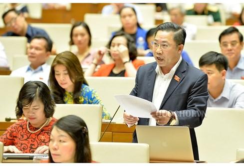 Quốc hội thảo luận về kinh tế - xã hội: Sôi nổi, thẳng thắn, trách nhiệm và mang tính xây dựng