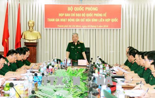 Việt Nam đã sẵn sàng tham gia lực lượng gìn giữ hòa bình Liên Hợp quốc