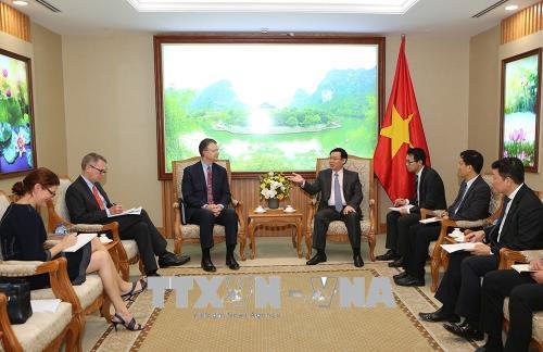 Thúc đẩy hợp tác đầu tư giữa Việt Nam với Brasil, Hoa Kỳ
