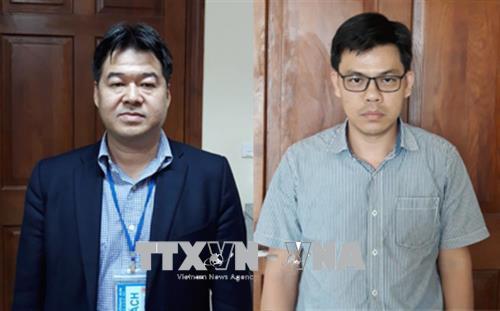Bắt tạm giam Chủ tịch Hội đồng thành viên và Kế toán trưởng Công ty Lọc hóa dầu Bình Sơn
