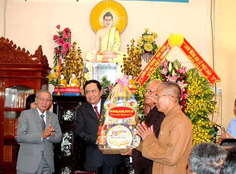 Giáo hội Phật giáo cùng chung tay tìm giải pháp ứng phó với biến đổi khí hậu