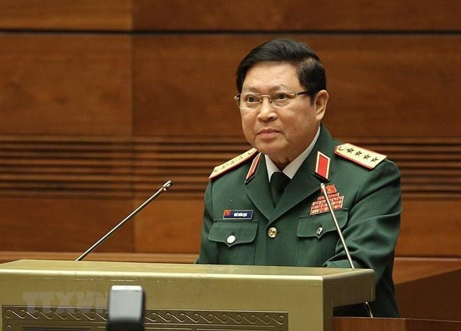 Bộ trưởng Bộ Quốc phòng Việt Nam tham dự Đối thoại Shangri-La 17 tại Singapore
