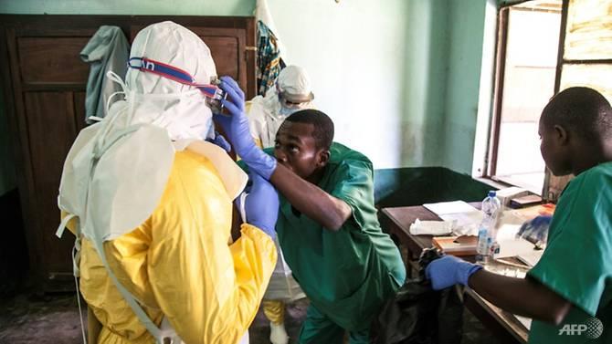 Nguy cơ dịch Ebola lây lan cao ở CHDC Congo
