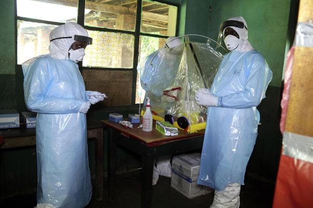 CHDC Congo triển khai tiêm vắc-xin phòng chống dịch Ebola
