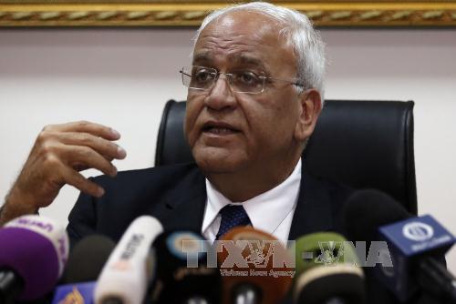 Palestine kêu gọi khối Arab cắt quan hệ với các nước chuyển đại sứ quán tại Israel tới Jerusalem