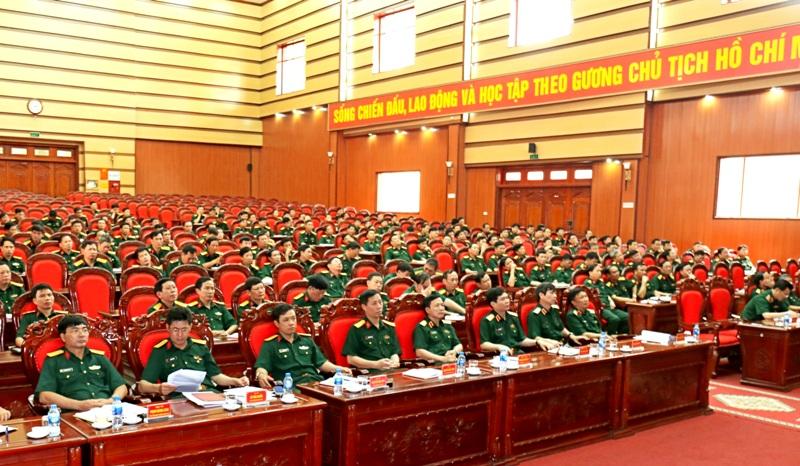 Đảng ủy Quân khu 3: Thông báo nhanh kết quả Hội nghị Trung ương lần thứ 7 (khóa XII)
