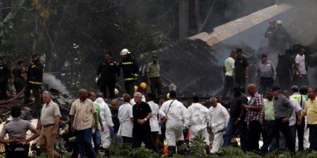 Vụ tai nạn máy bay tại Cuba: Số nạn nhân thiệt mạng tiếp tục tăng