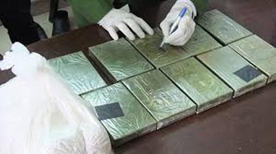 Thanh Hóa: Bắt quả tang vụ vận chuyển 20 kg ma túy