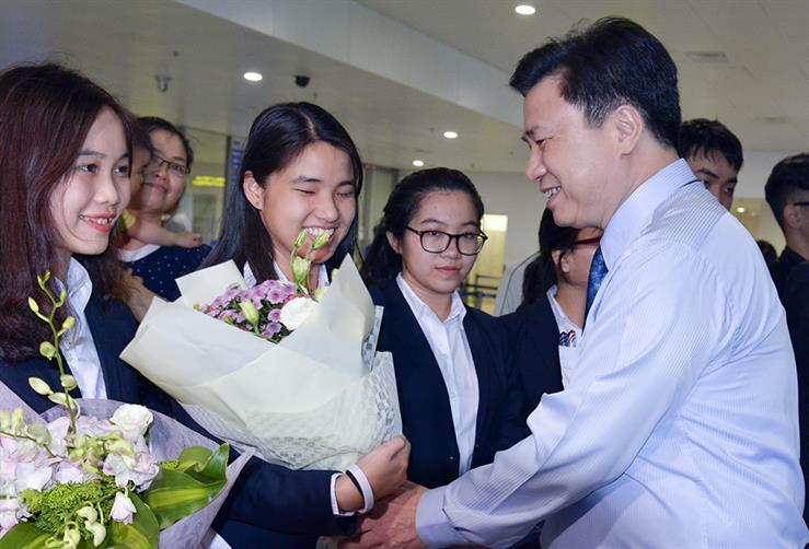 Việt Nam ghi nhiều dấu ấn tại cuộc thi Intel ISEF 2018
