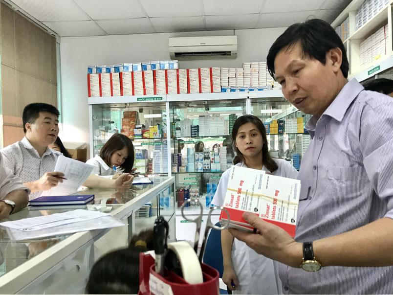 Kết nối mạng các cơ sở cung ứng thuốc để kiểm soát chất lượng, giá thuốc